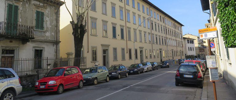 Commitee for housing for the needy in Florence