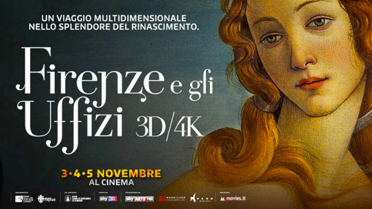 Uffizi 3D – Film