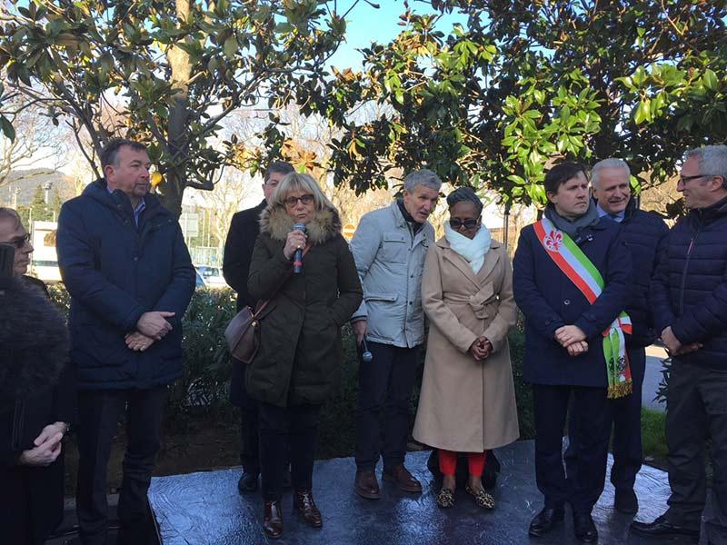 Inaugurato il Mandela Memorial a Firenze