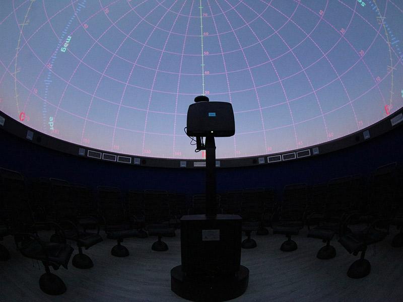 Fondazione Scienza e Tecnica: arriva il nuovo planetario Digistar Lite