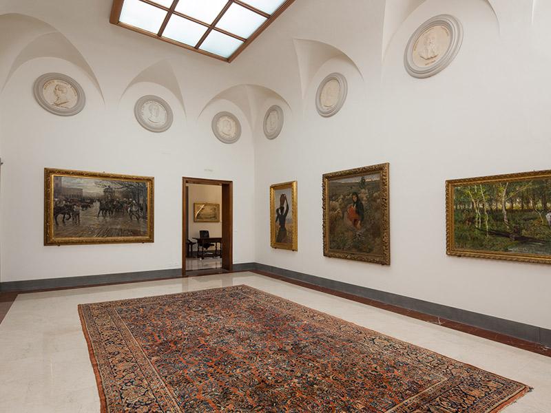 Riapre alla città la collezione d'arte di Fondazione CR Firenze
