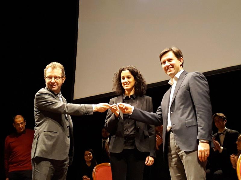 Il Teatro Niccolini sarà gestito da giovani attori