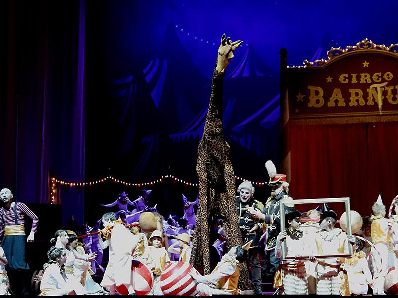 900 bambini al Maggio nel 'Barbiere' di Rossini