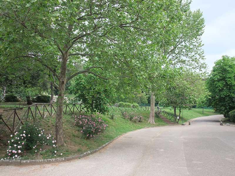 Riapre al pubblico l'area del Parco di Villa il Ventaglio