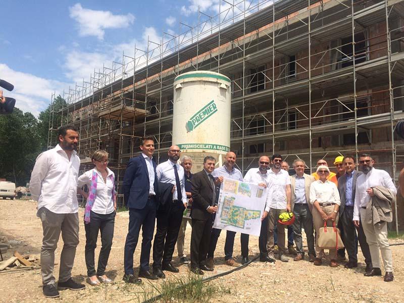 A Scandicci 40 nuove case per giovani famiglie