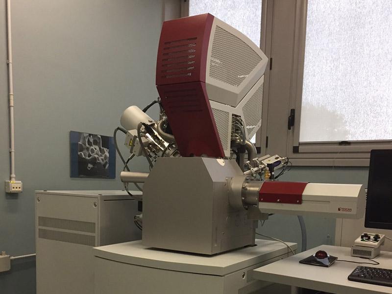 Inaugurato il microscopio elettronico FIB/SEM