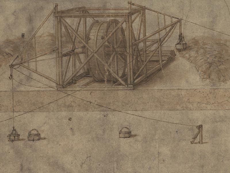 A Firenze il Codice Leicester di Leonardo da Vinci