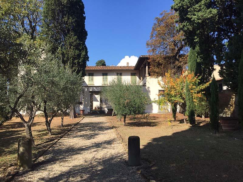 Ad Arcetri la casa di Galileo