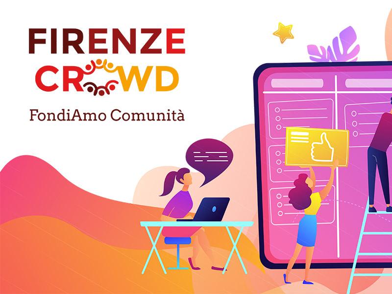 Firenze Crowd. FondiAmo Comunità