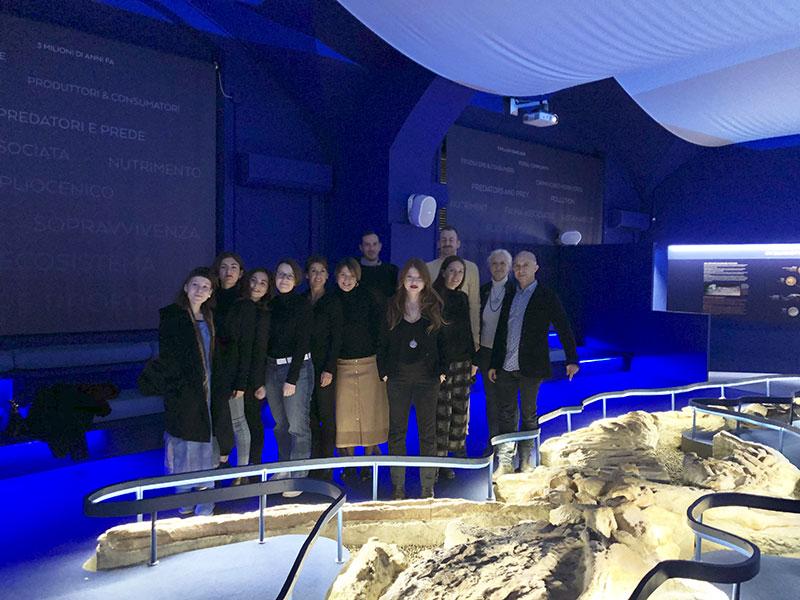 Whale HUB: sostenibilità e arte contemporanea