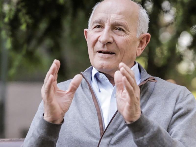 Don Gino Rigoldi ai 'Dialoghi sulla dignità'