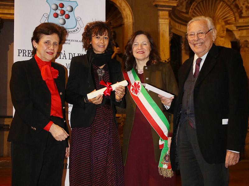 A Emmanuelle Charpentier il 15° Premio Città di Firenze