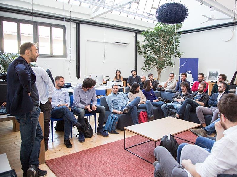 Hubble 4/a edizione, le startup presentano i loro progetti