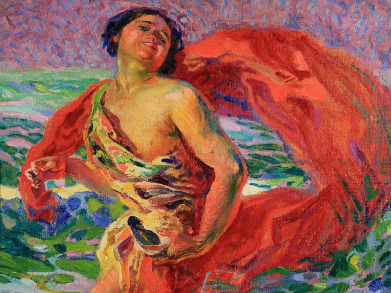 Isadora Duncan in mostra a Villa Bardini