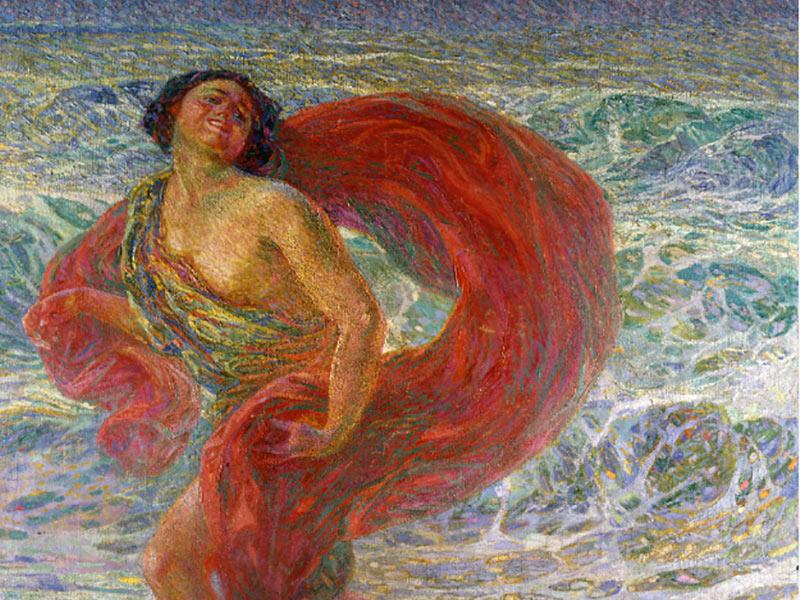 A Villa Bardini la mostra dedicata a Isadora Duncan