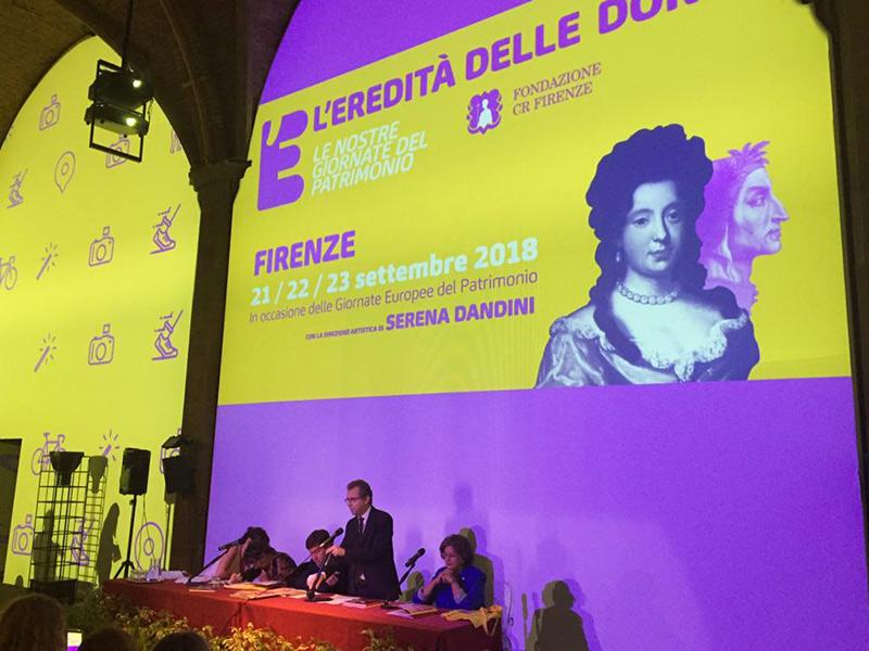 Torna il Festival 'L'Eredità delle Donne'