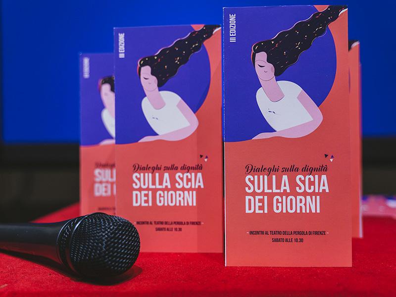 Carlo Lucarelli e Marco Vichi ai 'Dialoghi sulla dignità'