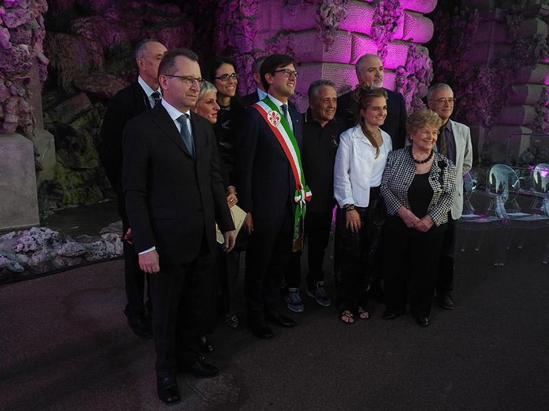 La Fondazione CR Firenze riceve il Fiorino d'oro