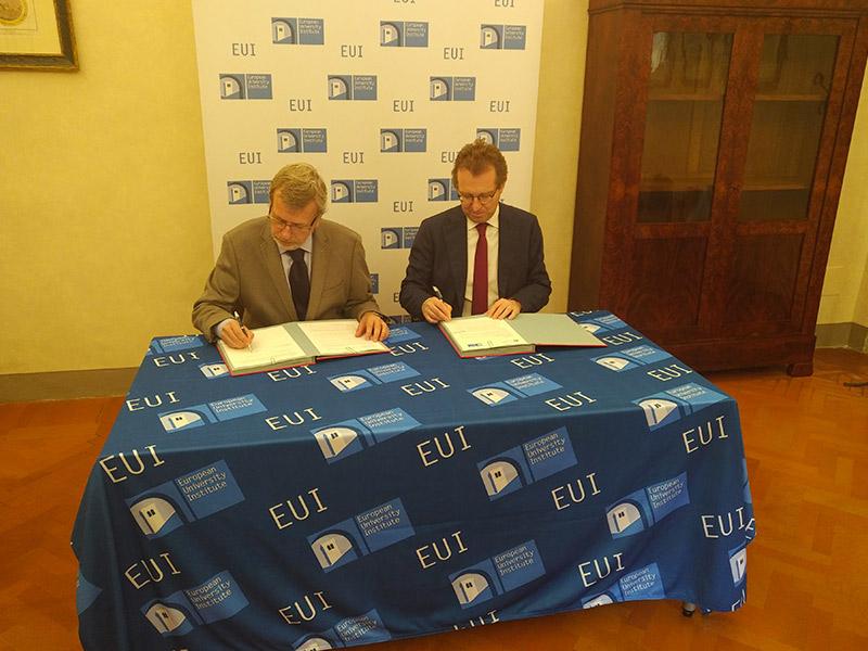 La Fondazione rafforza la collaborazione con l'Istituto Europeo