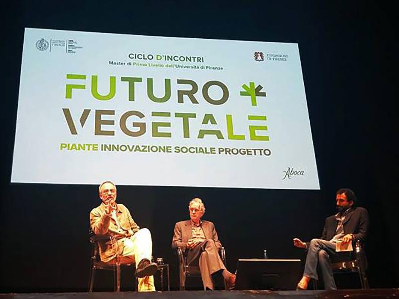 Tornano gli incontri del Master 'Futuro Vegetale'