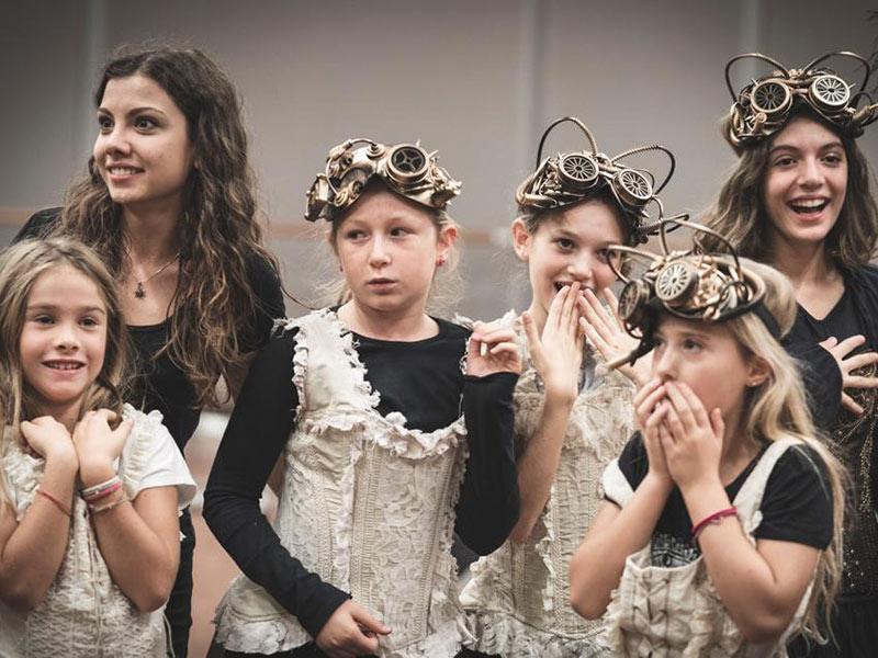 Al Goldoni bambini e ragazzi in scena con 'Ciak! Bohème'