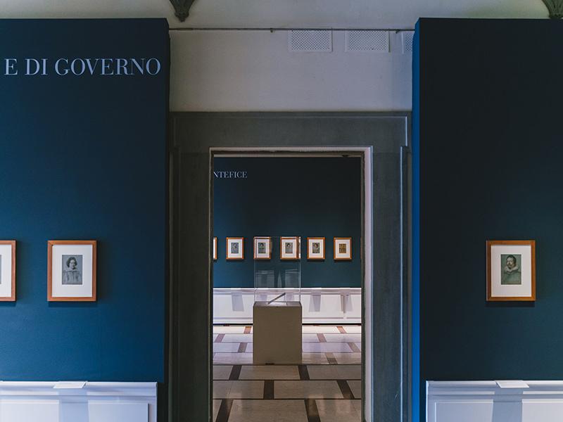 Nella nostra sede una mostra dedicata a Ottavio Leoni