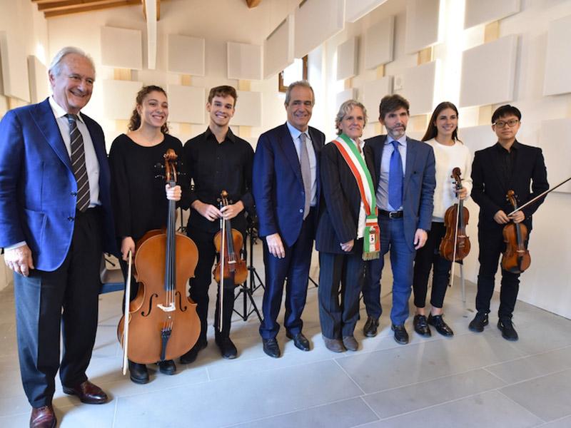 La Scuola di Musica di Fiesole amplia i suoi spazi