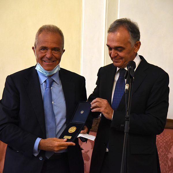 Medaglia d'oro Regione Toscana