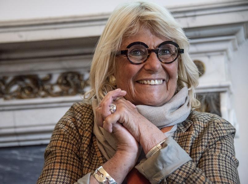 donatella carmi vice presidente di Fondazione CR Firenze