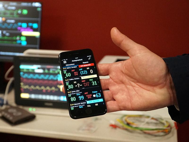 Smartphone Santa Maria Nuova