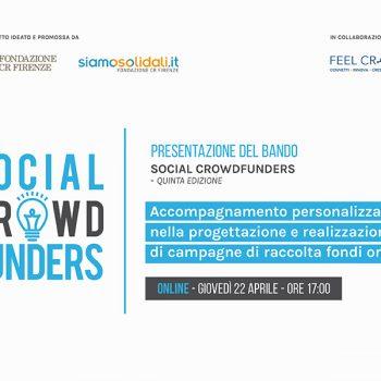 social crowd funders