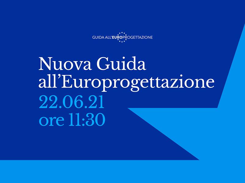 Nuova guida Europrogettazione