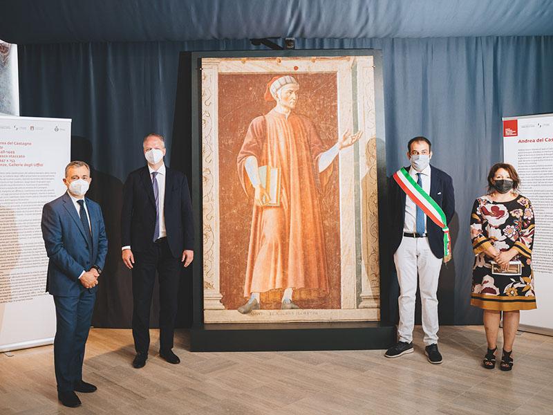 San Godenzo Dante