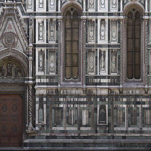 Restauro Porta Coracchini