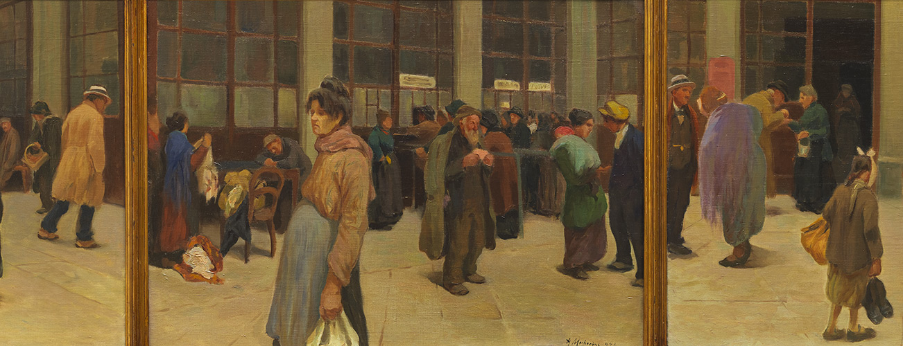 La banca dei poveri (1924)